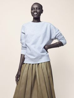 "inspiration for www.duefashion.comGrace Bol in ""Spring Clean"" by Jan Lehner for Harper's Bazaar UK, March 2015"