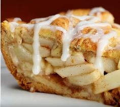 You will be so impressed with this recipe as soon as I saw, it so easy to make yet it looks amazingly delicious, this cinnamon roll apple pie is a...