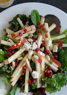 ... about Salad on Pinterest | Salads, Dressing and Tabouli salad recipe
