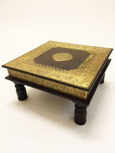 Orientalischer Couchtisch Zarina - Klein, 40cm | Orientalische Tische |