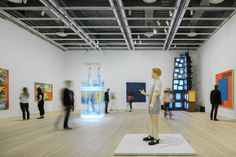 At new Whitney Museum site, a show is shrouded in parochialism  — More than 30 years after the Whitney Museum of American Art announced its ambitious plan to substantially grow its facility, the deed is finally done.  http://www.latimes.com/entertainment/arts/museums/la-et-cm-knight-whitney-review-20150427-column.html