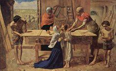 Sir John Everett Millais 002 - Hermandad Prerrafaelita - Wikipedia, la enciclopedia libre