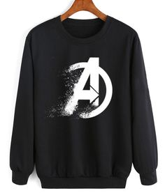 About The Avengers Sweatshirt DN.This Sweatshirt is Made To Order, we print one by one so we can control the quality. Avengers Shirt, Marvel Shirt, Marvel Hoodies, Marvel Clothes, Avengers Clothes, Avengers Outfits, Earl Sweatshirt, Cool Outfits, Fashion Outfits