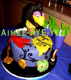 I know what I want for my cake this year :)