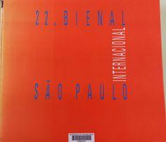 22. Bienal Internacional de São Paulo, 12 outubro a 11 dezembro 1994.  v.1: [Salas]