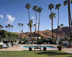Parker, Palm Springs