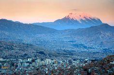 La Paz, Bolivia. - iStock.