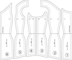 How to Make a Corset Pattern | eHow.com