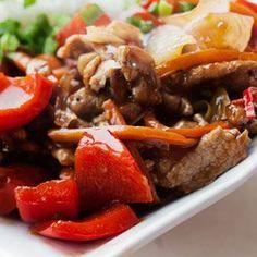 Wieprzowina po chińsku | Kwestia Smaku