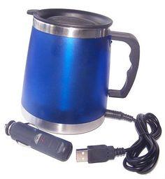USB & Car Adapter Travel Mug Warmer USB Gadget USB Warmer