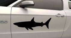 Shark car decals