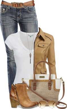 Casual Biker Jacket With Steve Madden Booties Outfit
