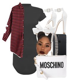 """Untitled #899"" by sassy-akia ❤ liked on Polyvore featuring WearAll, Forever New and Moschino"