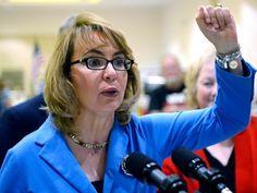 Gabby Giffords' Group: Gun Control Will Curb Terrorism