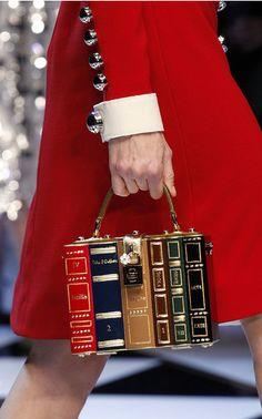 Dolce & Gabbana Accessories Fall/Winter 2016 on Moda Operandi