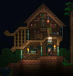 Terraria Little houses
