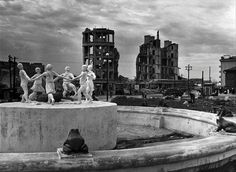 Robert Capa, Stalingrad, 1947