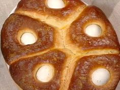 Portuguese 5-Egg Easter Bread - a classic!