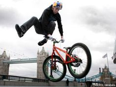After a successful trip inside his own imagination, Danny MacAskill is back in the real world. MacAskill, the 28-year-old Scottish BMX rider who broug...