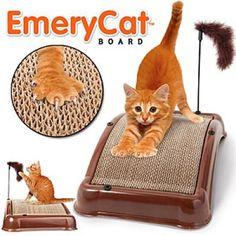 Fiyat:3390 tl EmeryCat Kedi Tırmalama Platformu Kedi ve Oyuncak