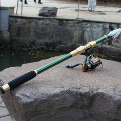 Fancy | 3M Portable Telescope Fishing Rod