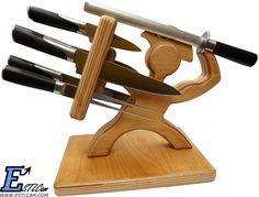 sword fighting knife holder