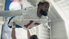 """Watch Eli Manning, Odell Beckham Jr.'s 'Dirty Dancing' - Eli Manning, Odell Beckham Jr., and other members of the New York Giants channeled """"Dirty Dancing"""" for a Super Bowl 2018 commercial. The teammates started dancing to """"(I've Had) The Time of My Life"""" by Bill Medley and Jennifer Warnes. Manning and Beckham completed the """"Dirty Dancing"""" lift made famous by Patrick Swayze and Jennifer Grey. The fun commercial is a nod at future opportunities for other NFL teams not in this year's Super…"""