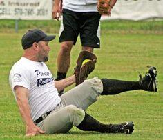 The Hawley-based ballclub sent three players to this year's Wayne County Men's Softball classic.