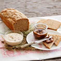 Foto: A. Kakao, Camembert Cheese, Dairy, Bread, Food, Oven, Chef Recipes, Food Food, Breads