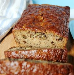 the news style of food: The Best Banana Bread