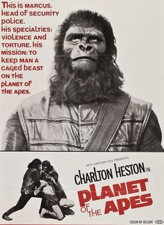 Planet of the Apes (1968) ★★★