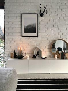 Schöne Wand