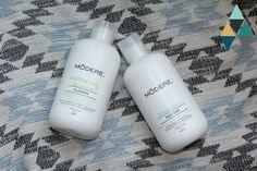 ON ADOPTE LES PRODUITS MODERE POUR SA ROUTINE CAPILLAIRE ; moisturizing shampoo, shampooing cheveux secs, dry, conditioner restore, conditionneur tous types cheveux, all hairs, cleanse, beauty, beautyblog