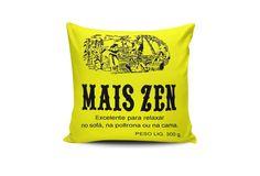Almofada Personalizada MaisZen.