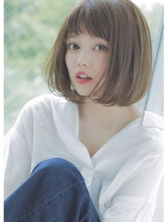 Hair Arrange, Short Hair Styles, Bob Styles, Short Hair Cuts, Short Hairstyles, Short Hair Dos, Short Hairstyle, Short Hair, Short Shag Hairstyles
