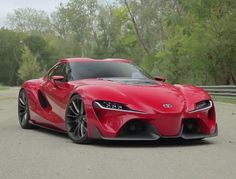 Concept Car: Toyota FT-1 - Toyota FT-1 Concept Carrera