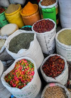 Spices in Pakistan