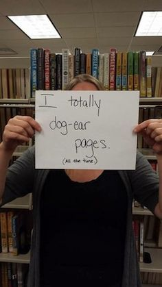 Scandalous Photos of Shameful Librarian Confessions