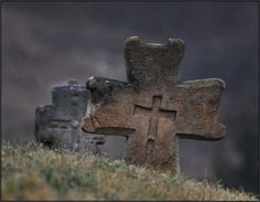 stone crosses - source for photo unknown