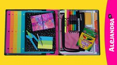 Back to School Organization Tips: How to Organize Your Binder