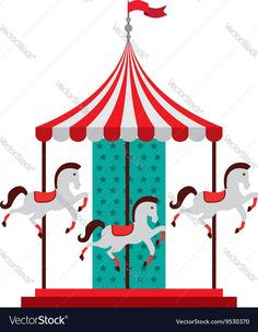 carousel horses isolated icon design, vector illustration graphic. Download a Free Preview or High Quality Adobe Illustrator Ai, EPS, PDF and High Resolution JPEG versions.