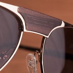 Eyepieces (Luxury Eyeglasses and Sunglasses) Gold Wood, Eyeglasses, Eyewear, Luxury, Glasses, Glasses, Eye Glasses