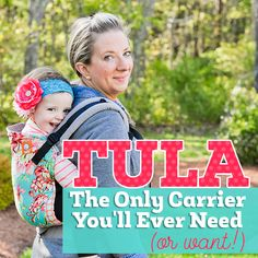 Gear Guide: Tula Baby Carriers » Daily Mom