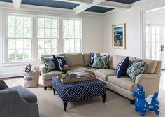 family room | Sally Steponkus Interiors