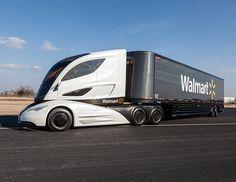 Future of Freight: 4 Semi Trucks That Look Like Transformers