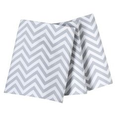 Circo® Crib Skirt - Chevron