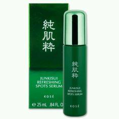KOSE-JUNKISUI Refreshing Spots Serum{純肌粹集中抗痘露} 25ml *M/NIGHT