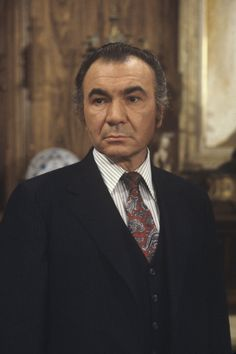 """In 1981, Mikkos Cassadine (John Colicos) made his only on-screen appearances when he was the mastermind behind a plot to attain world domination by holding the world to ransom through the use of a weather machine that could create severe snowstorms, on ABC Daytime's """"General Hospital"""". He was eventually killed by Luke Spencer when Luke foiled his plans.  #GH #GeneralHospital"""