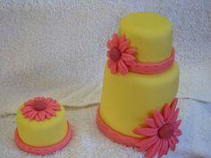 Flower Mini Cakes