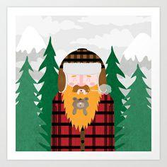Bear Beard by Terry Irwin